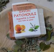 Savon orange-patchouli